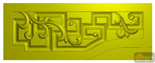 文件简介: 花纹 扶手,精雕雕刻图,jdp格式精雕图,本图案主要是用于工艺美术雕刻使用,是木工雕刻、玉石雕刻、石材雕刻、竹木雕刻、家具雕刻、红木雕刻、密度板雕刻,3D浮雕、立体浮雕、镂空浮雕、镂空隔断、必备工具图库,是国内最全面的图案资料库. 关键字:
