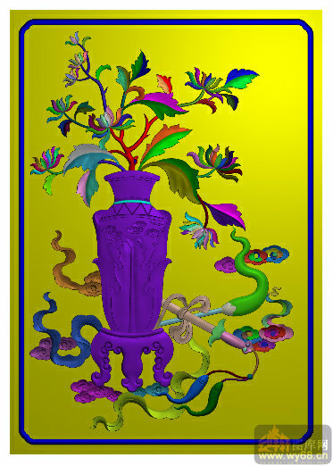 上一页:如意 花瓶兰花-雕刻素材   下一页:如意 花瓶菊花-北京精雕