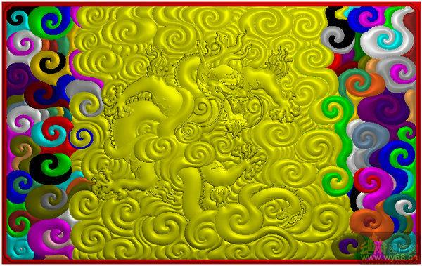 电脑雕刻图        上一页:水龙大班台-浮雕雕刻图案   下一页:水龙大