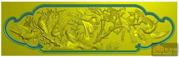 蝙蝠 铜钱挂坠 回纹边-雕刻图库   下一页:如意靠背 鼎 如意 回纹边