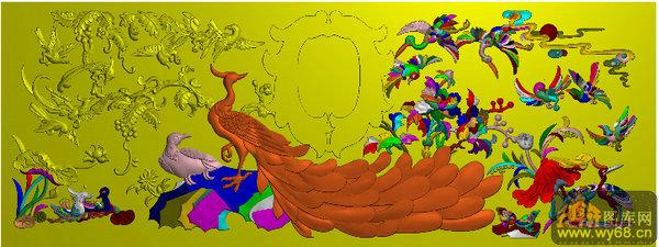 文件简介:孔雀 仙鹤 鸟 葡萄,雕刻图案,jdp格式精雕图,本图案主要是用于工艺美术雕刻使用,是木工雕刻、玉石雕刻、石材雕刻、竹木雕刻、家具雕刻、红木雕刻、密度板雕刻、3D浮雕、立体浮雕、镂空浮雕、镂空隔断必备工具图库,是国内最全面的图案资料库。是jdp浮雕数据模型,文件可以在精雕软件里任意编辑,可随意设定长宽尺寸,浮雕深度,输出雕刻路径刀路,主要适用于木雕、石雕、金属、玉石雕刻等相关领域。