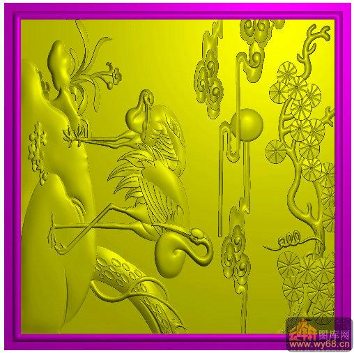 文件简介:松树 仙鹤,北京精雕图库,jdp格式精雕图,本图案主要是用于工艺美术雕刻使用,是木工雕刻、玉石雕刻、石材雕刻、竹木雕刻、家具雕刻、红木雕刻、密度板雕刻、3D浮雕、立体浮雕、镂空浮雕、镂空隔断必备工具图库,是国内最全面的图案资料库。是jdp浮雕数据模型,主要适用于木雕、石雕、金属、玉石雕刻等相关领域。
