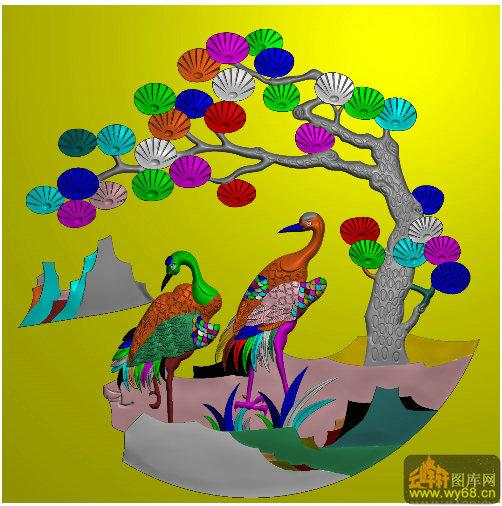 文件简介:松树 仙鹤,电脑雕刻素材,jdp格式精雕图,本图案主要是用于工艺美术雕刻使用,是木工雕刻、玉石雕刻、石材雕刻、竹木雕刻、家具雕刻、红木雕刻、密度板雕刻、3D浮雕、立体浮雕、镂空浮雕、镂空隔断必备工具图库,是国内最全面的图案资料库。是jdp浮雕数据模型,主要适用于木雕、石雕、金属、玉石雕刻等相关领域。