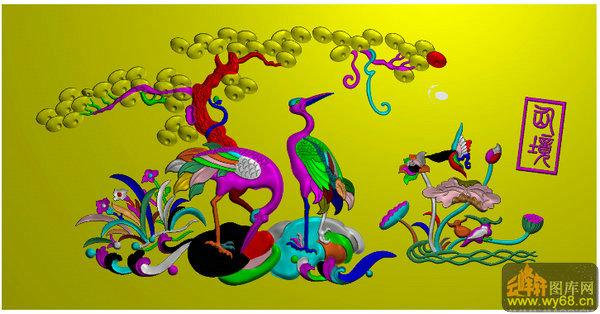 文件简介:松树 仙鹤 荷花 兰花 鸟,家具雕刻素材,jdp格式精雕图,本图案主要是用于工艺美术雕刻使用,是木工雕刻、玉石雕刻、石材雕刻、竹木雕刻、家具雕刻、红木雕刻、密度板雕刻、3D浮雕、立体浮雕、镂空浮雕、镂空隔断必备工具图库,是国内最全面的图案资料库。是jdp浮雕数据模型,主要适用于木雕、石雕、金属、玉石雕刻等相关领域。