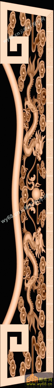 精品花鸟,精雕图,浮雕刻图案        上一页:如意双鱼博古花瓶-家具
