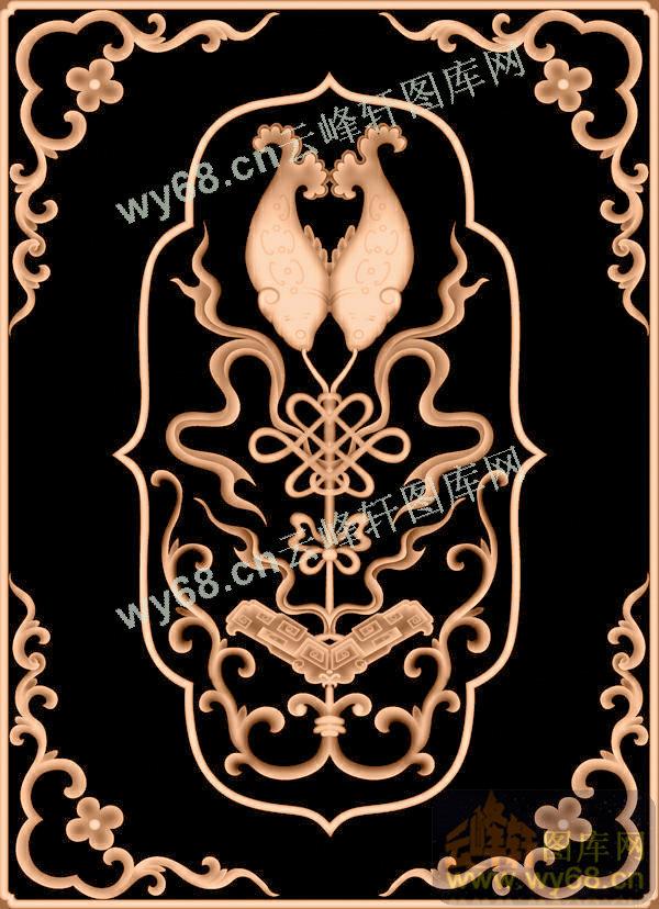 明清家具传统花纹纹样