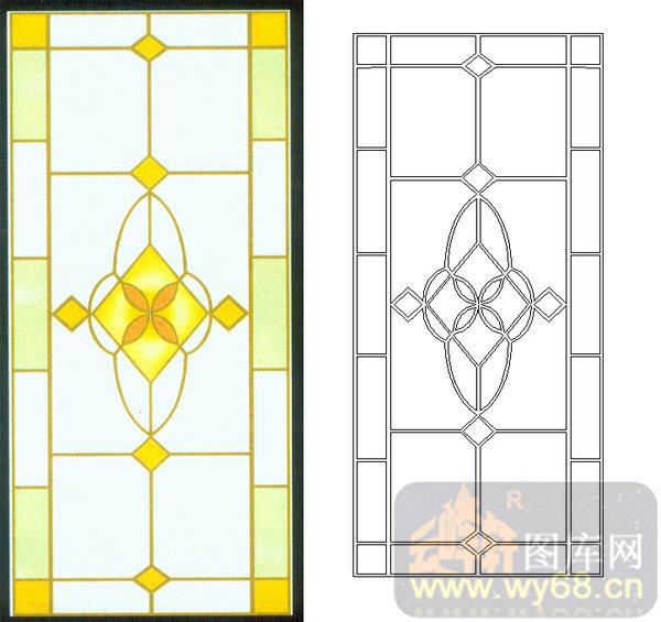 艺术装饰雕刻玻璃新款