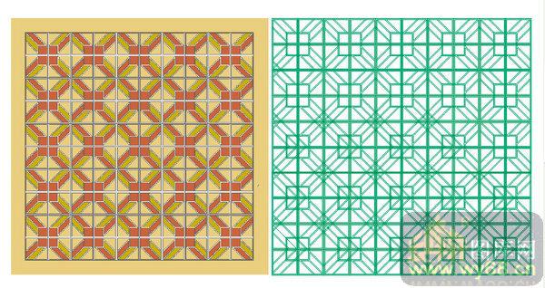 h001-035-几何花纹-00031-玻璃雕刻
