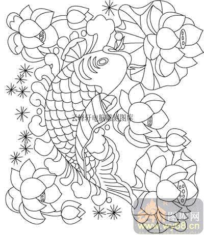 简笔画 手绘 线稿 400