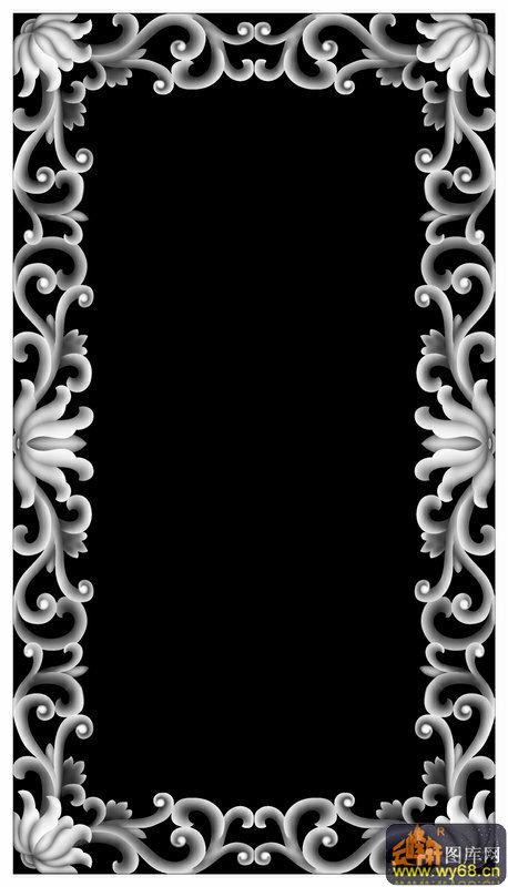 ppt 背景 背景图片 边框 模板 设计 相框 458_800 竖版 竖屏