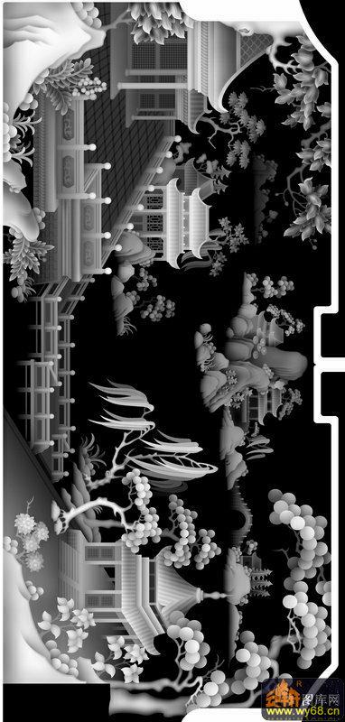 图浮雕图案    本页编号:14307     上一页:山水 房屋 树-灰度雕刻图