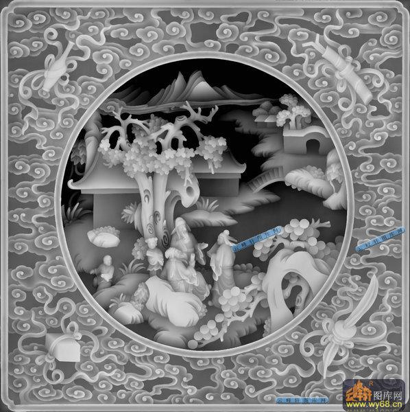 雕刻图 玉雕图,玉雕灰度图,玉石雕刻 鹰灰度图,鹰浮雕图,雕刻鹰 山水