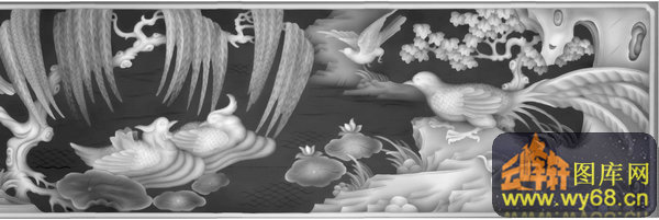 文件简介: 鸳鸯 莲花,浮雕图案,每个图案都是bmp格式,可直接导入TYPE3、精雕、ArtCAM等各种浮雕软件可直接编辑刀具路径,普遍用于广告雕刻、木工雕刻、大理石雕刻、砖雕、玉石、工艺品、浮雕、各种五金模具浮雕、仿古家具浮雕、星级酒店主题浮雕、壁画浮雕荼盘浮雕、工艺品浮雕、旋转浮雕雕刻、玉石雕刻、大理石雕刻、模特人物模型、旋转雕、佛像360度旋转雕、礼品盒浮雕、首饰浮雕、人物浮雕、波浪板浮雕。使在美术设计方面不足的用户,利用我们的图库直接雕刻出立体感强烈的逼真浮雕作品来。 关键字: