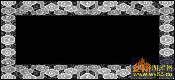 文件简介: 云边框,电脑雕刻图,每个图案都是bmp格式,可直接导入TYPE3、精雕、ArtCAM等各种浮雕软件可直接编辑刀具路径,普遍用于广告雕刻、木工雕刻、大理石雕刻、砖雕、玉石、工艺品、浮雕、各种五金模具浮雕、仿古家具浮雕、星级酒店主题浮雕、壁画浮雕荼盘浮雕、工艺品浮雕、旋转浮雕雕刻、玉石雕刻、大理石雕刻、模特人物模型、旋转雕、佛像360度旋转雕、礼品盒浮雕、首饰浮雕、人物浮雕、波浪板浮雕。使在美术设计方面不足的用户,利用我们的图库直接雕刻出立体感强烈的逼真浮雕作品来。 关键字: