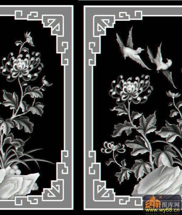 首页 灰度图浮雕图系列 灰度图库素材        上一页:竹子 鸟-浮雕