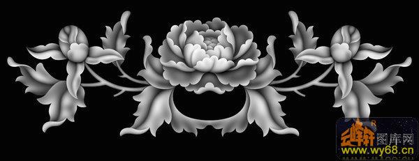 上一页:牡丹花 凤凰 圆-雕刻灰度图   下一页:牡丹花 鸟-浮雕