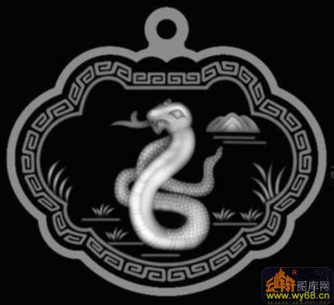 上一页:山水 树-雕刻灰度图   下一页:蛇 花纹边 圆-浮雕灰度