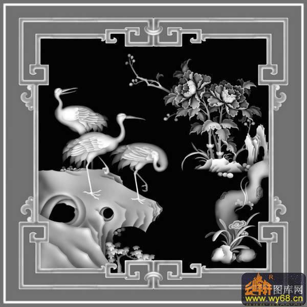 文件简介: 松树 仙鹤 牡丹花,灰度雕刻图,每个图案都是bmp格式,可直接导入TYPE3、精雕、ArtCAM等各种浮雕软件可直接编辑刀具路径,普遍用于广告雕刻、木工雕刻、大理石雕刻、砖雕、玉石、工艺品、浮雕、各种五金模具浮雕、仿古家具浮雕、星级酒店主题浮雕、壁画浮雕荼盘浮雕、工艺品浮雕、旋转浮雕雕刻、玉石雕刻、大理石雕刻、模特人物模型、旋转雕、佛像360度旋转雕、礼品盒浮雕、首饰浮雕、人物浮雕、波浪板浮雕。使在美术设计方面不足的用户,利用我们的图库直接雕刻出立体感强烈的逼真浮雕作品来。 关键字: