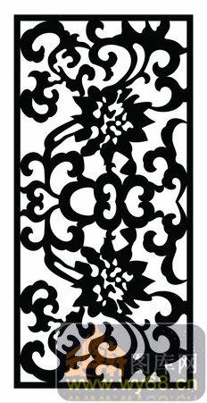 欧式镂空装饰002-艺术花纹-欧式1-192-装修效果图