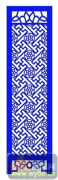 11-密度板镂空隔断欧式花