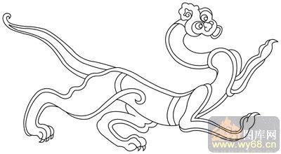 龙的画法步骤图