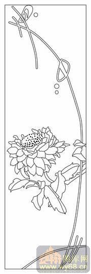 含苞待放的玫瑰花简笔画怎么画