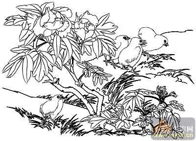 文件简介: 燕子牡丹,牡丹,图,图片,图案,雕刻,刻绘,国画,矢量,本图案主要是针对电脑刻绘,电脑雕刻,木工雕刻,壁画雕刻,工艺美术雕刻,石碑雕刻,玻璃雕刻,浮雕,陶瓷雕刻,广告印刷,美术工艺品印刷,刺绣等产品的生产加工原始基础图案. 关键字: