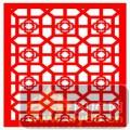 镂空装饰单式001-花朵花纹-镂空装饰单式001-002-镂空矢量图