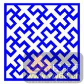 镂空装饰组合式-时尚-镂空装饰组合式-044-镂空雕刻