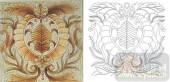 雕刻玻璃-肌理雕刻系列1-图腾-00129
