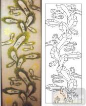 05肌理雕刻系列样图-艺术图案-00083-艺术玻璃图库