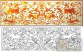 04肌理雕刻系列样图-图腾-00221-玻璃雕刻