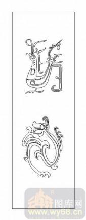 02古文化系列-异形-00027-喷砂玻璃
