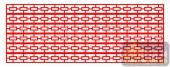 中式镂空装饰001-长方形网格-中式镂空装饰001-033-镂空雕花矢量图