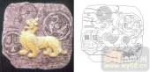 05肌理雕刻系列样图-图腾石-00138-雕刻玻璃