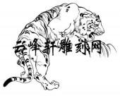 虎2-矢量图-龙潭虎穴-97-电子版虎