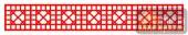 中式镂空装饰001-X型花纹-中式镂空装饰001-060-木板雕刻