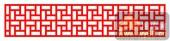 镂空装饰单式002-传统花纹-镂空装饰单式002-021-密度板镂空隔断欧式花型