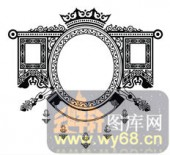 欧式镂空装饰001-巴洛克风格-欧式镂空装饰001-040-镂空雕刻