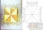 04肌理雕刻系列样图-方块-00190-喷砂玻璃