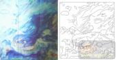 05肌理雕刻系列样图-抽象图案-00157-艺术玻璃图库