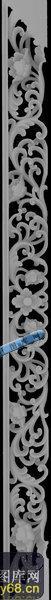 多宝格-传统花纹-018-多宝格灰度图案