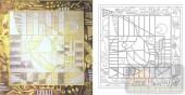 艺术玻璃图-肌理雕刻系列1-抽象几何-00045