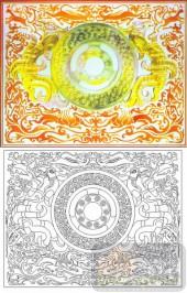 04肌理雕刻系列样图-玉环-00222-玻璃雕刻