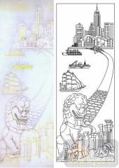 04肌理雕刻系列样图-城市-00240-喷砂玻璃