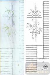 晶纹系列-竹花-00024