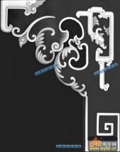 草龙-龙纹-094-龙凤浮雕图库