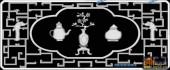 博古-古典窗-002-博古架灰度图案