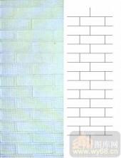 05肌理雕刻系列样图-墙砖-00065-艺术玻璃图库