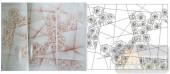 2011设计艺术玻璃刻绘-玫瑰-玻璃门
